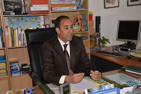 طبيب نفسي مكناس - د. علوي